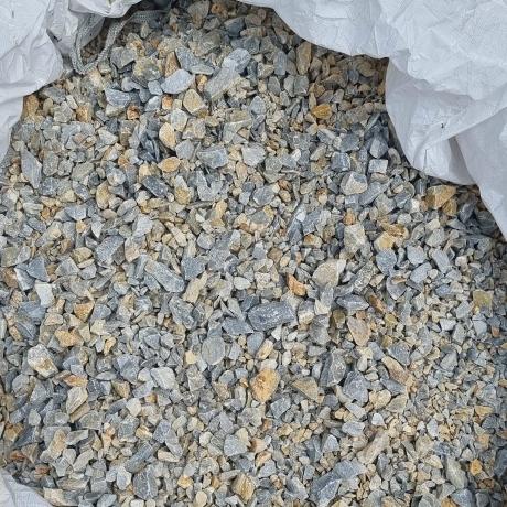 Kékesszürke murva bányatiszta 10-30 mm  Big Bag  0,7 m3