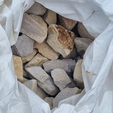 Szivárvány szikla  Big Bag  0,35 m3