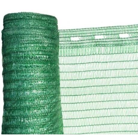 Raschel árnyékoló háló 1,5 x50 m  36g/M2  zöld