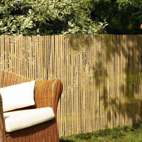 Bambusz kerítés 1,5x5m