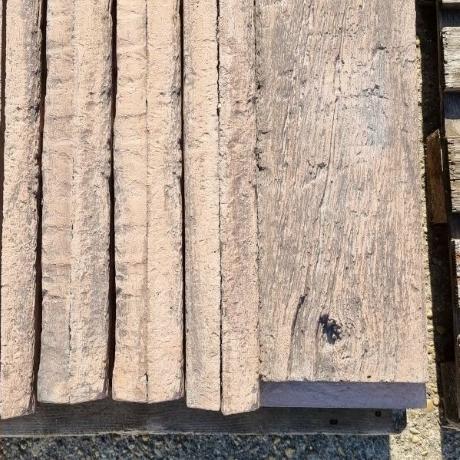 Kőfa 67,5×22,5×5 cm/DB
