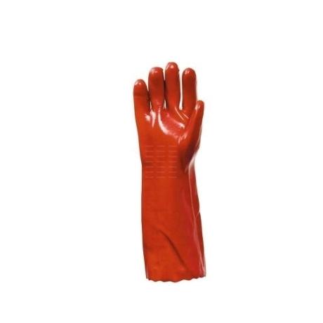 Permetező saválló kesztyű - piros