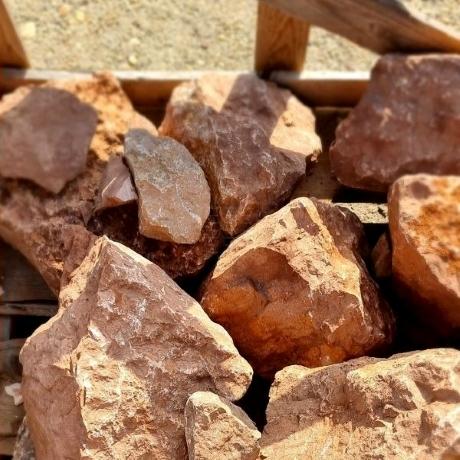Vörös szikla MÉRŐS (kg)