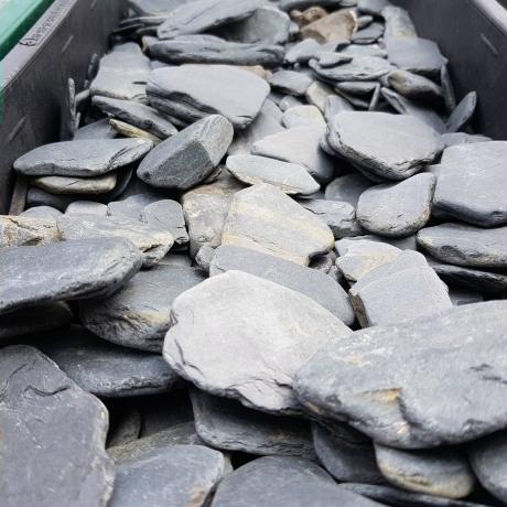 Fekete pala 20-60 mm  20 kg ZSÁKOS